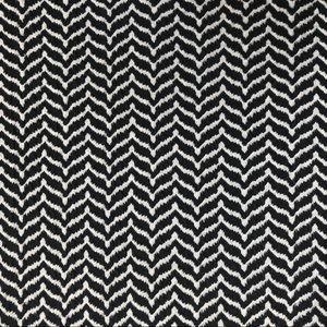 LOFT Dresses - LOFT Black & White Patterned Sleeveless Mini Dress